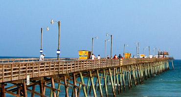 Bogue Island Fishing Pier